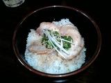 杏屋 チャーシュー丼