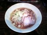 遊 肉中華そば(細麺).