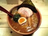 東京あってり麺 あってり麺