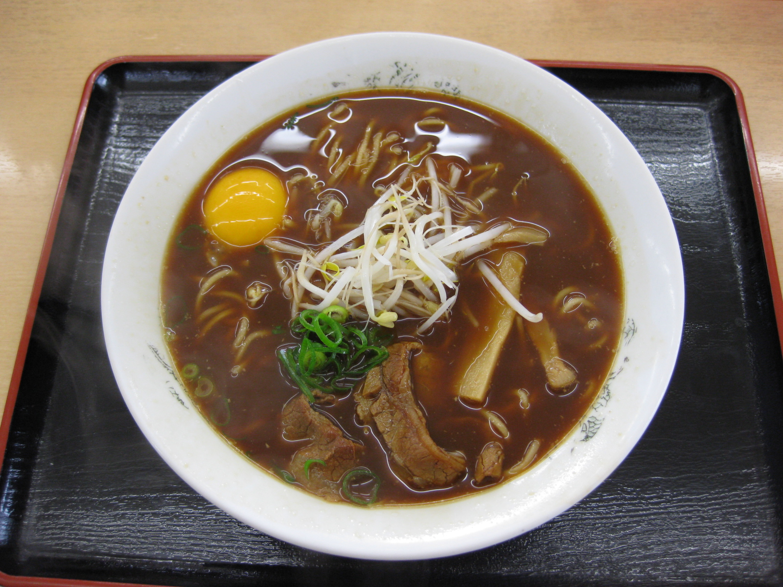 IMG_1288 ラーメン気ままに食べ歩き : 支那そば 青空@板野郡藍住町