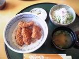 志多美屋 ソースカツ丼1