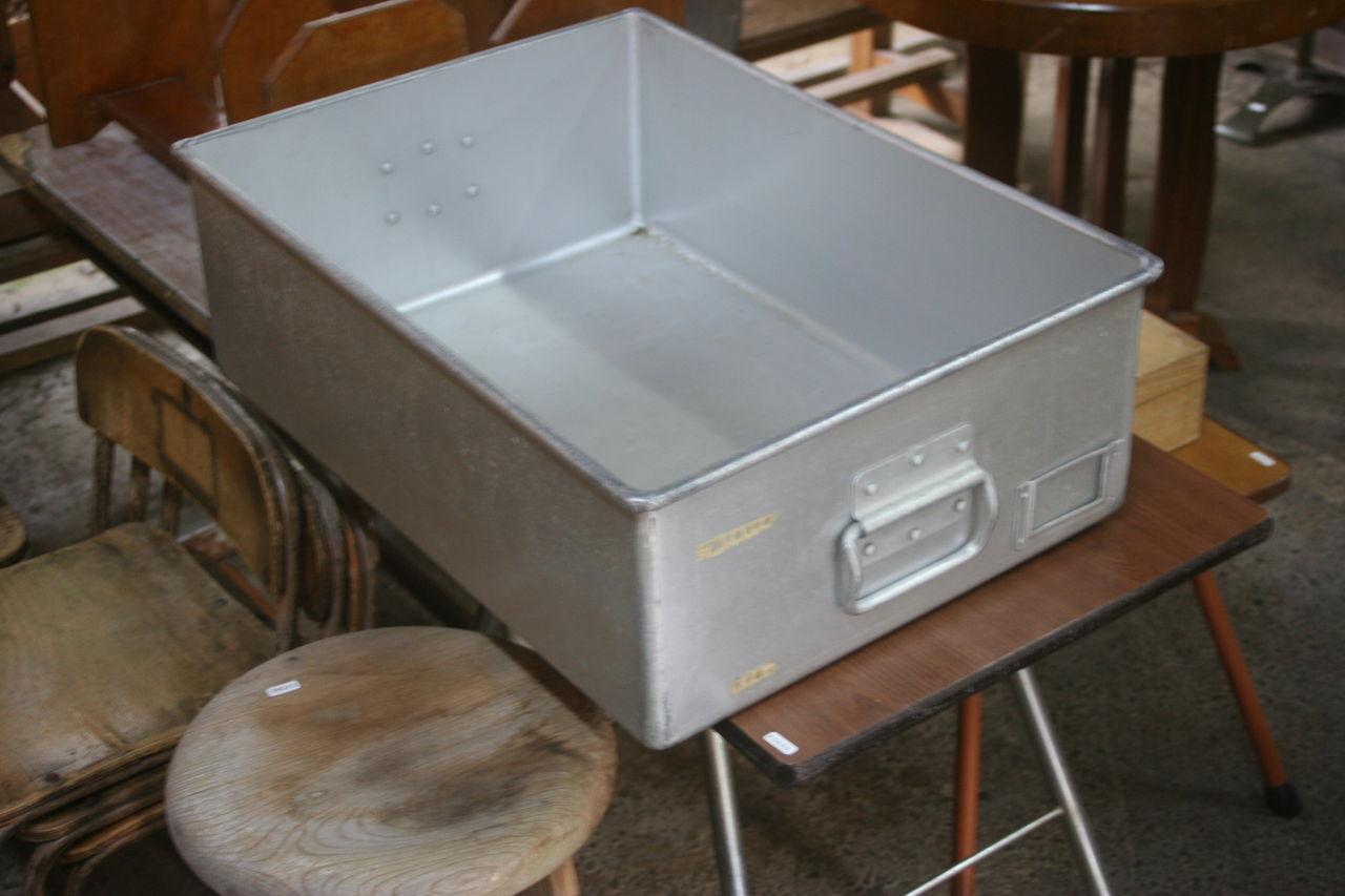 アルミチェッカーボックス ハンディータイプ 301SH
