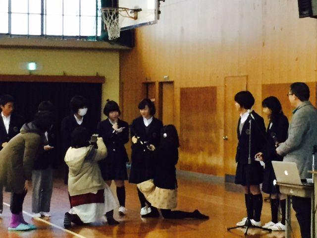 西ノ京中学3
