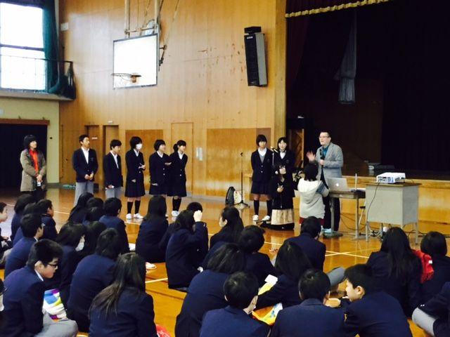 西ノ京中学4