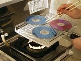 CD焼いてます