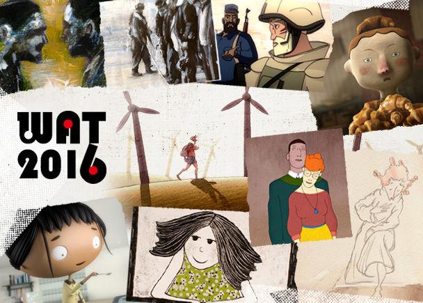 3/19にWAT 2016ライブイベント、松本、大阪、東京でアニメイベント