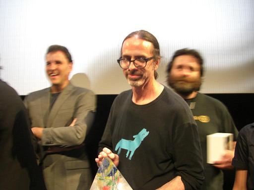 Annecy 2013クリスタル、クリス・ランドレス受賞