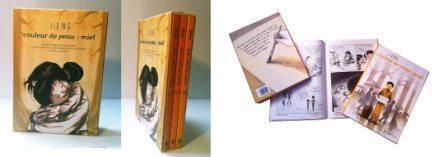 「はちみつ色のユン」原作マンガ第3巻、フランスで刊行