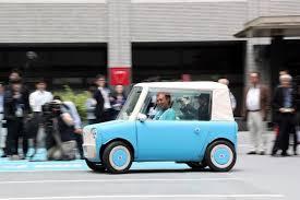 自動車にも新しい設計思想を