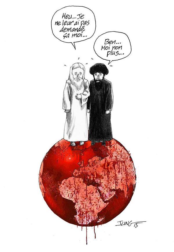 神もムハンマドも望んでいない・・・