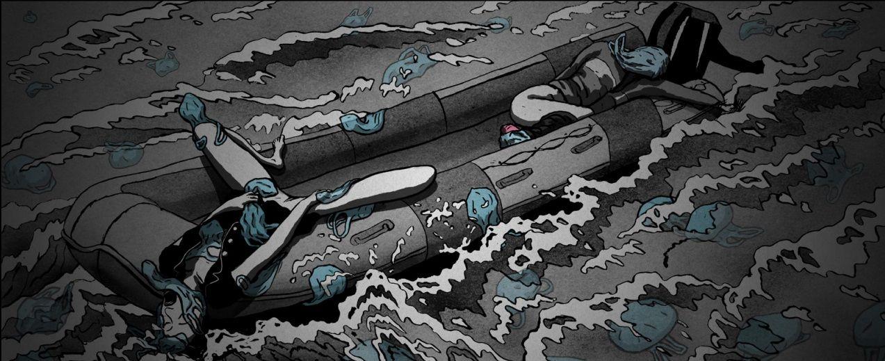 花開くコリア・アニメーション2018+アジア、Gabriel Harel監督の新作