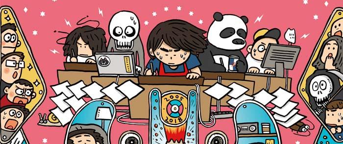 花コリ2019、ラフ∞絵、まつもと子どもたちの映画祭、ちいさな上映会