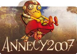 アヌシー2007年 コンペ募集中