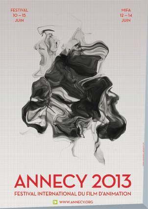Annecy 2013 オープニング作品決定