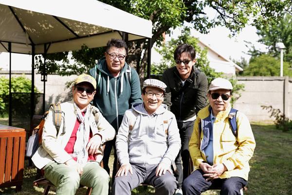 韓国の新バラエティ『花よりおじいさん(花より爺さん)』
