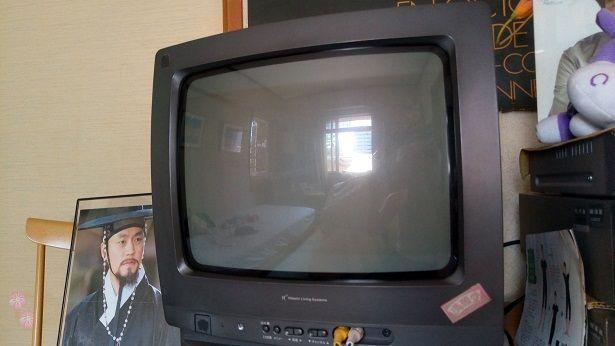 ブラウン管テレビ、最後の日