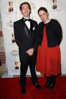 40th Annual Annie Awards - Tim &  Fodhla Cronin O'Reilly