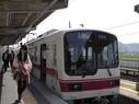 粟生駅の写真9