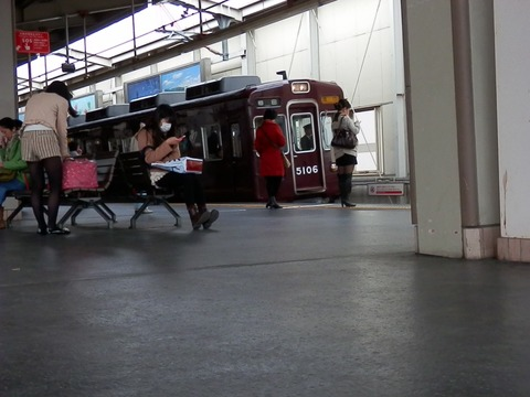 豊中駅の写真41