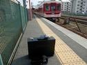 粟生駅の写真8