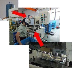 手作り油供給機構