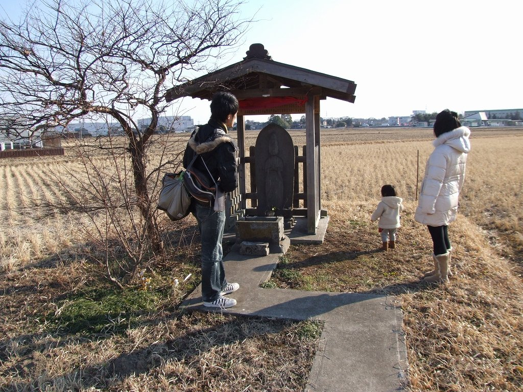 南畑・難波田城公園、川越に遊ぶ