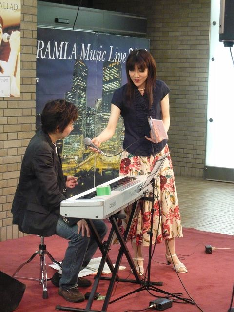 ASAMIバラードナイト(飯田橋ラムラ区境ホールライブ61)