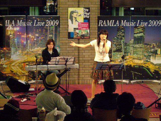 ASAMI(飯田橋ラムラ区境ホールライブ56)