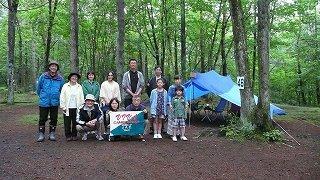 ビバ!キャンパークラブ・浅間高原ファミリーオートキャンプ場