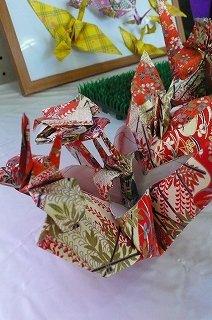 連鶴(折り紙)