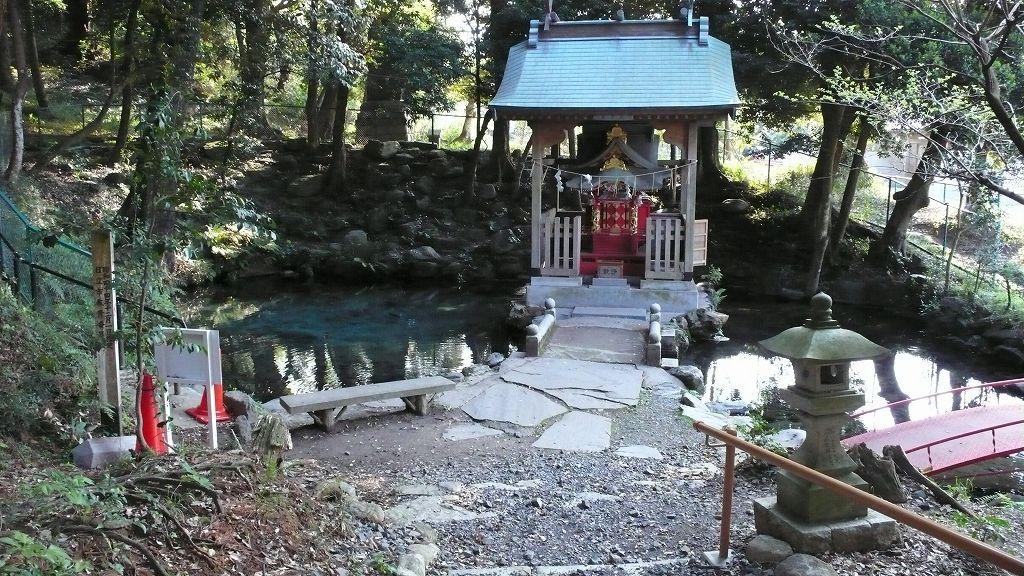 泉神社・泉が森(茨城県日立市)
