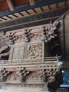 川越氷川神社・本殿