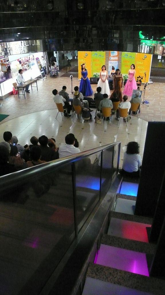 フェスティーナレンテ(飯田橋ラムラ区境ホール)