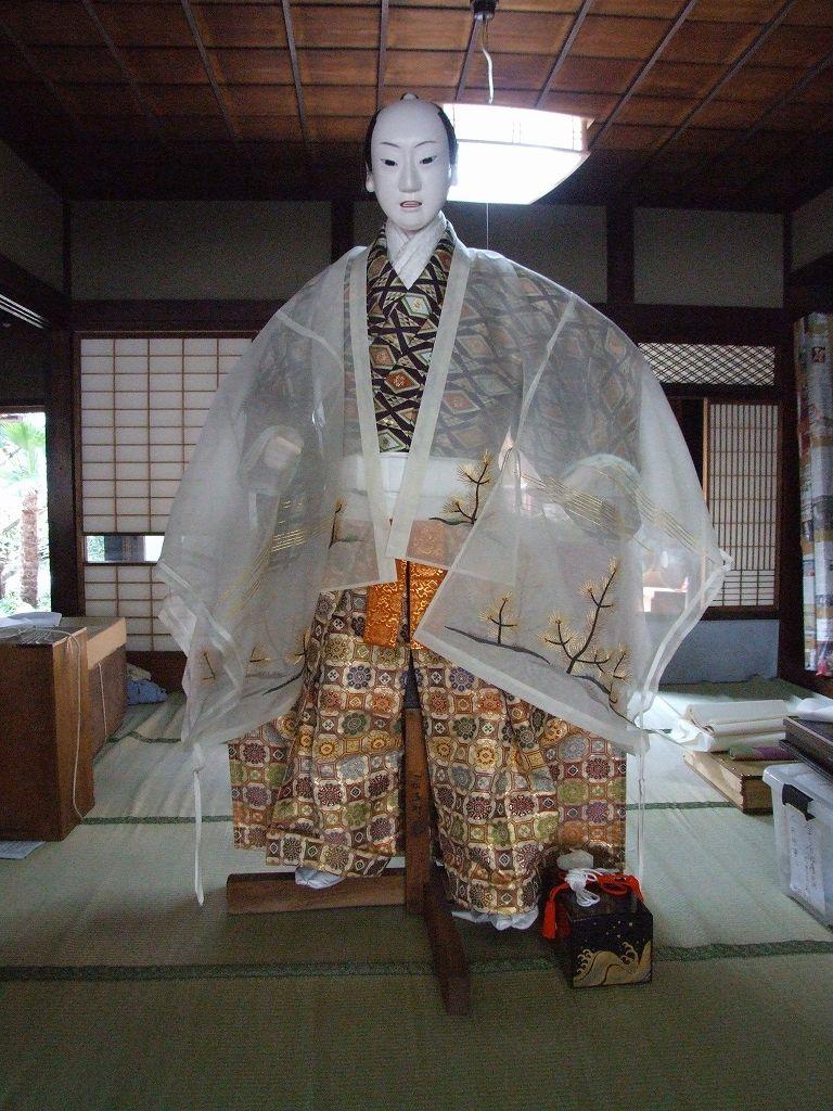 浦島(2012年新調の着物)