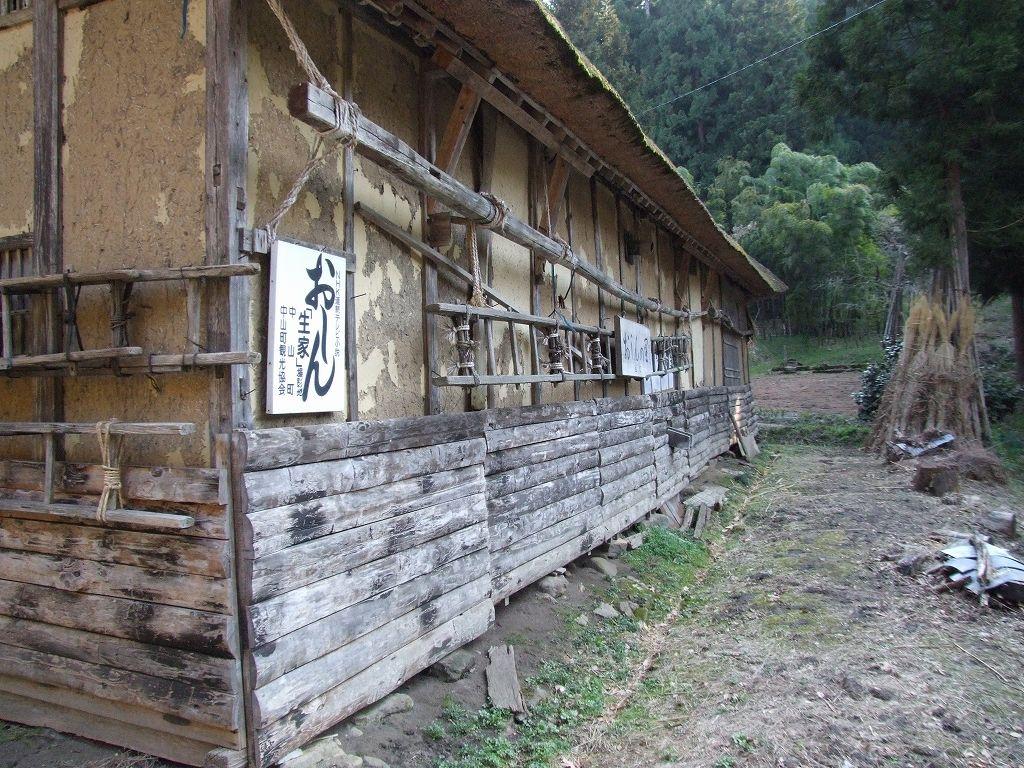 おしん (おしん生家ロケ地:2010.05.03写心撮影)