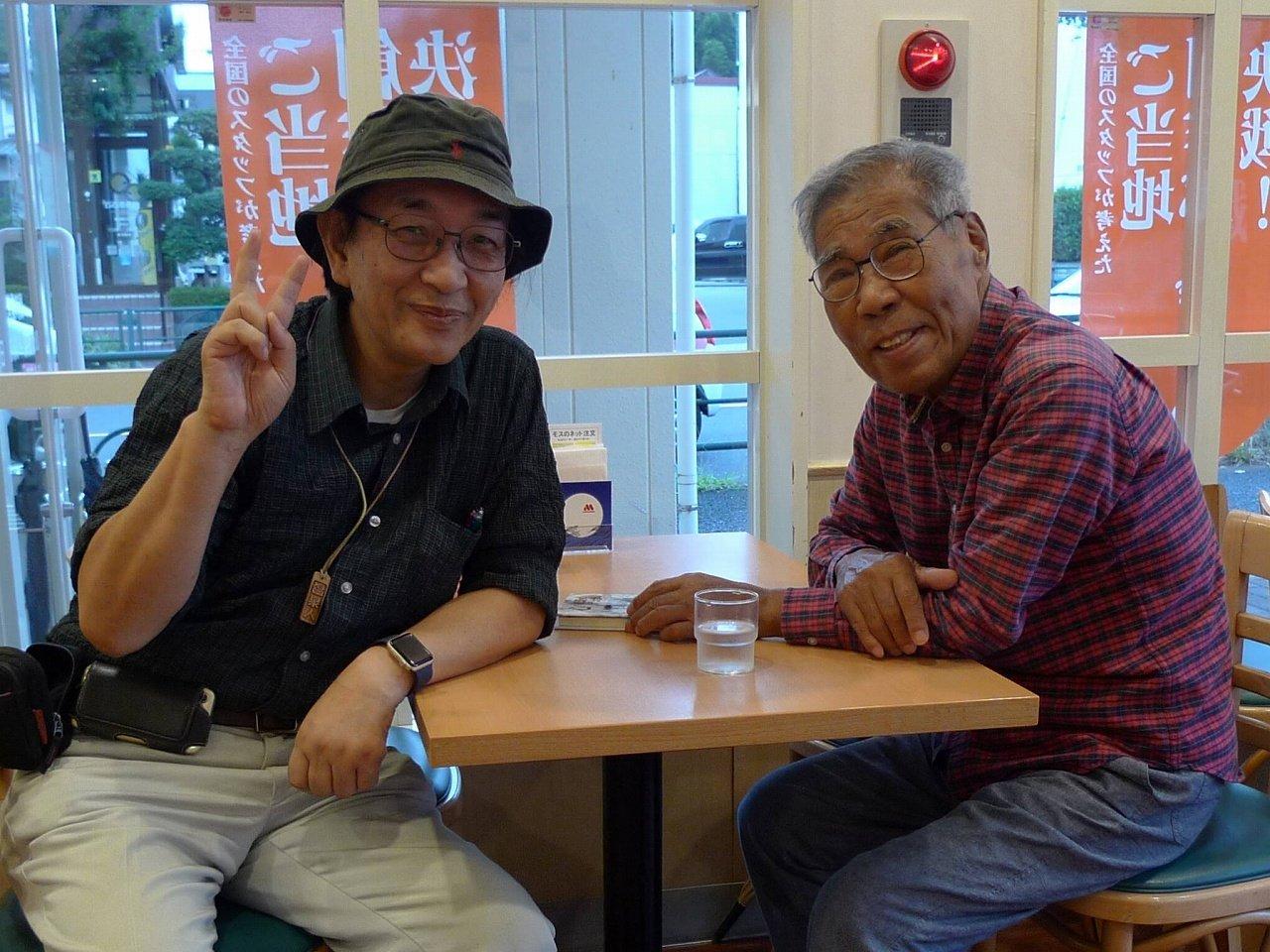 s-安藤さんと38年ぶりの再会