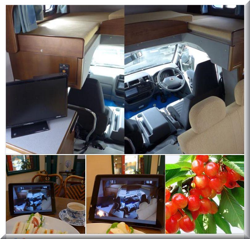 FB:キャンピングカー