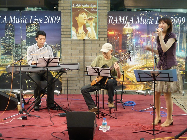 ASAMIバラードナイト(飯田橋ラムラ区境ホールライブ65)