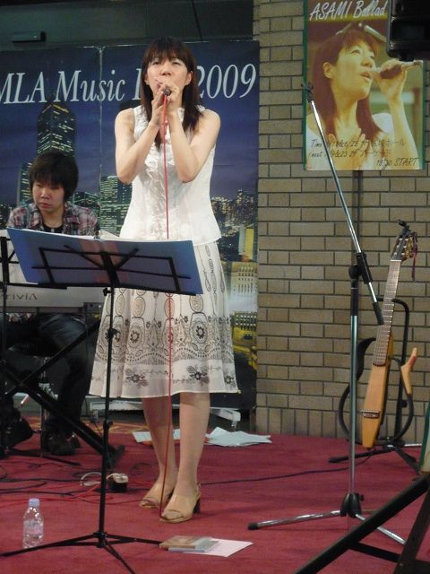 ASAMIバラードナイト(飯田橋ラムラ区境ホールライブ64)