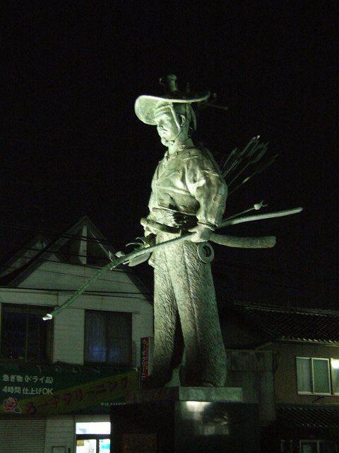 太田道灌(川越市役所前)