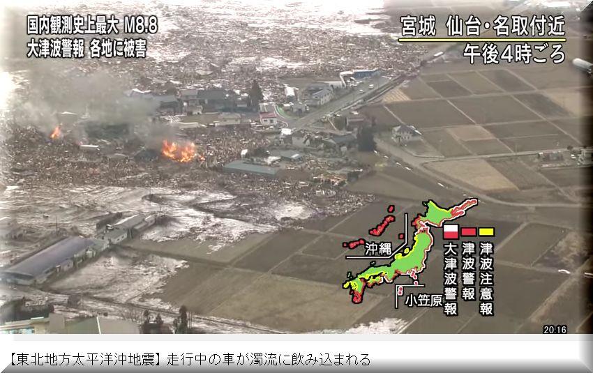 動画(津波)
