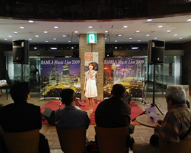 RAMLA MUSIC DAY(本木美砂)