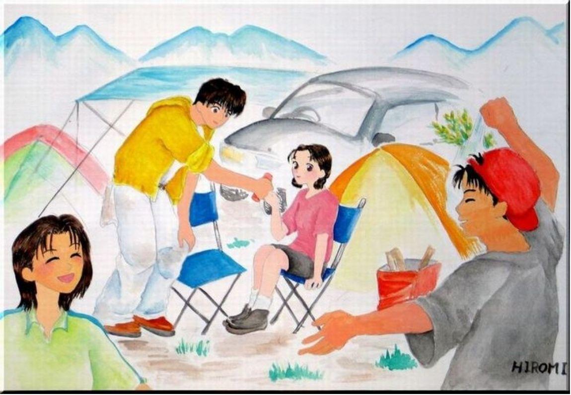 �ユースキャンプ
