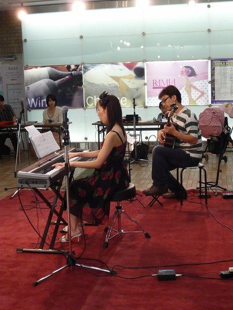 太田瑞穂(ヒーリングピアニスト)&山崎真也(Guitar)