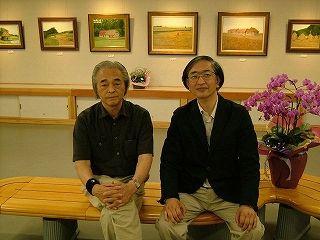 波暮旅二 画伯と温泉人(おふろうど)