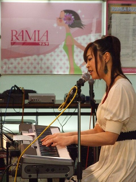 RAMLAライブ(松永明子&若宮功三)