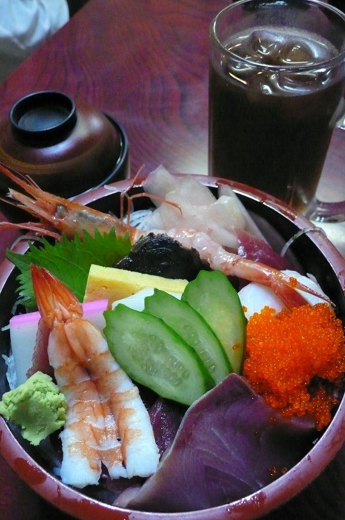 ちらし鮨(俵屋:みずほ台駅近く)