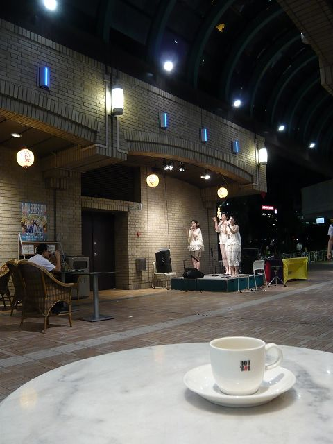 ハーモニー カフェ(ラムラ  ビア ステーション)