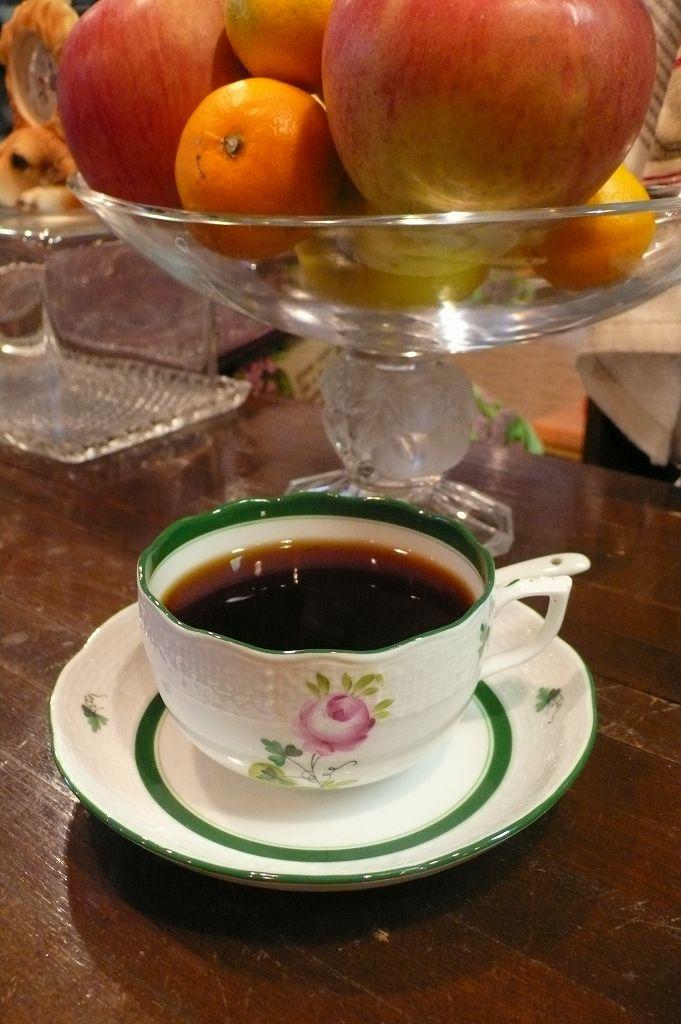 ヘレンド(ウイーンのバラ) :円満茶房