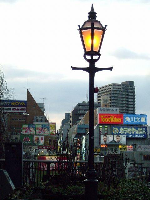 飯田橋(灯り)